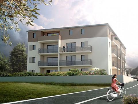 LES JARDINS D'ANTINE - Promotion immobilière