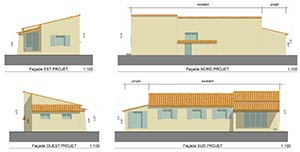 façades extension