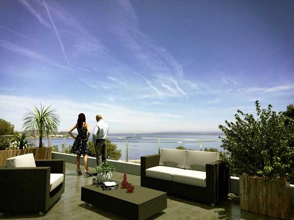 Promotion immobiliere l'horizon Martigues